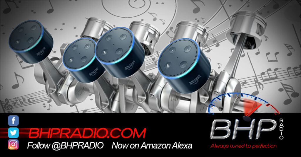 BHP Radio Now On Alexa