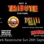 Just A Tribute Festival 26th September 2021 - Guns'N'Roses, Nirvana, Bon Jovi, Foo Fighters , Muse and Tenacious D